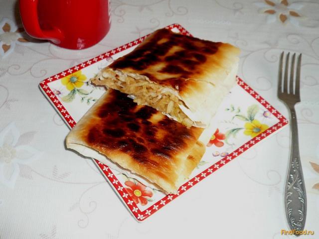 Рецепт Быстрый яблочный пирожок рецепт с фото