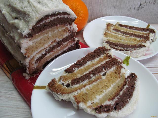 Рецепт торт на кабачковом варенье рецепт с фото