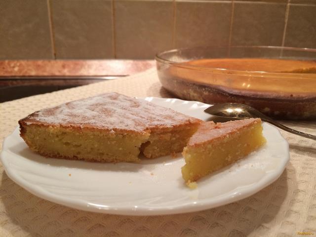 Рецепт Бразильский кукурузный пирог рецепт с фото