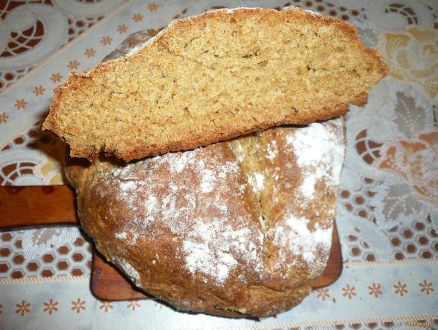 Рецепт Содовый хлеб рецепт с фото