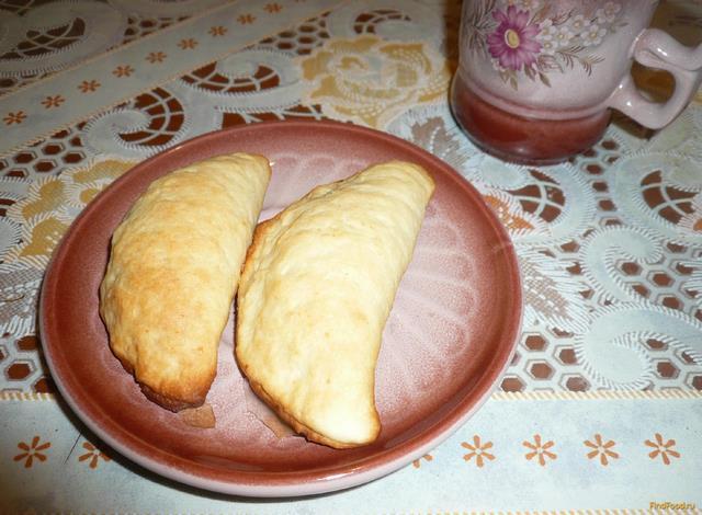 Рецепт Творожное печенье с сахаром рецепт с фото