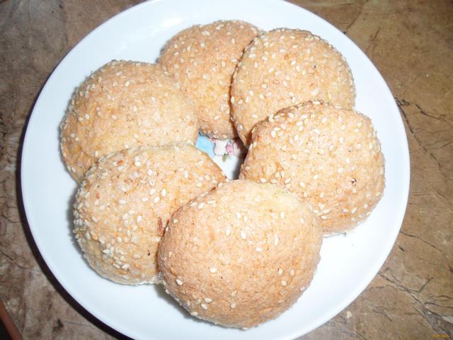 Рецепт Печенье Ароматное рецепт с фото