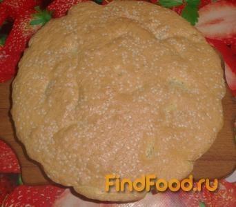 Рецепт Пирог с мандаринами рецепт с фото
