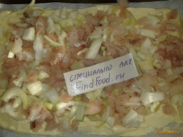 Рыбник заливной рецепт с фото 8-го шага