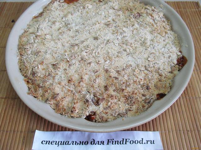 Яблочный гратен рецепт с фото 10-го шага