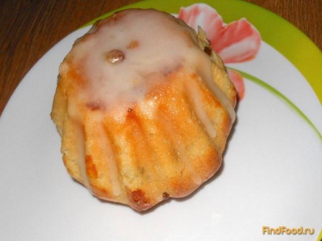 Рецепт Ромовая бабка с помадкой рецепт с фото