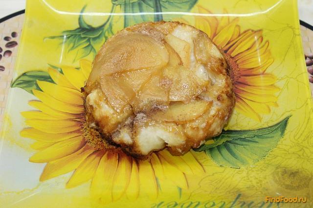 Рецепт Тарт яблочный татен рецепт с фото