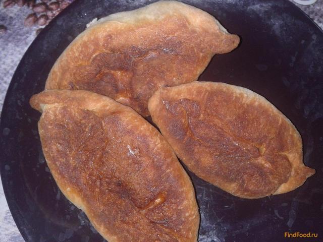 Рецепт Пирожки с фаршем и картошкой рецепт с фото