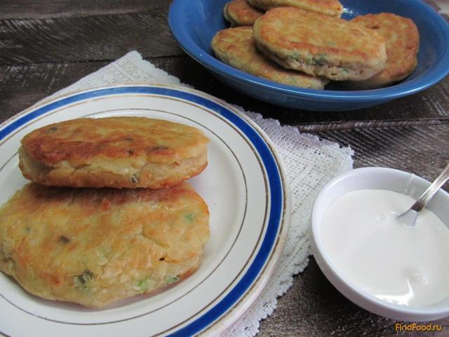 Рецепт Ленивые пирожки с картофелем рецепт с фото