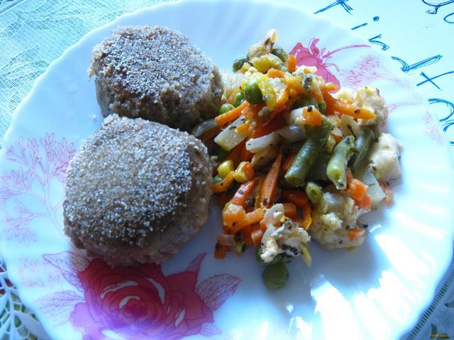 Рецепт Тефтели из чечевицы с картофелем рецепт с фото
