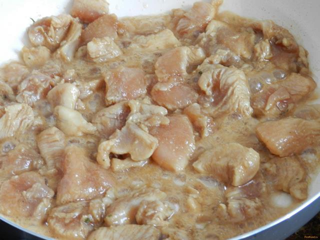 Курица по-китайски рецепт с фото 6-го шага