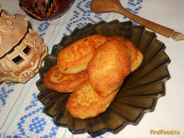 Рецепт Колдуны с творогом рецепт с фото