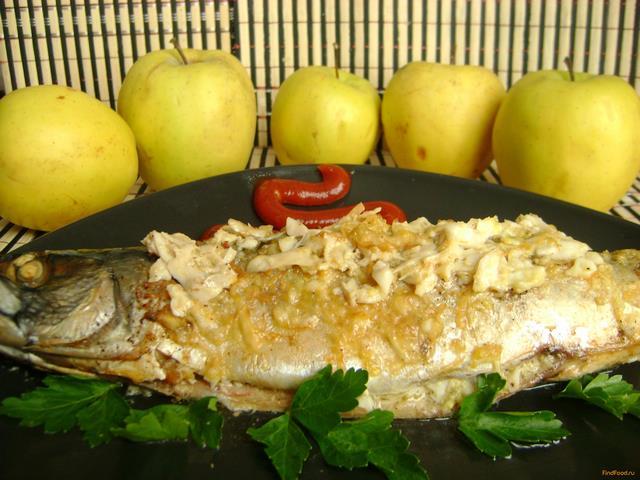 Рецепт Скумбрия запеченная в яйце рецепт с фото