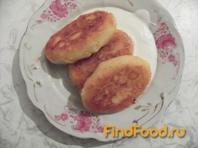 Рецепт Картофельные зразы с творогом рецепт с фото