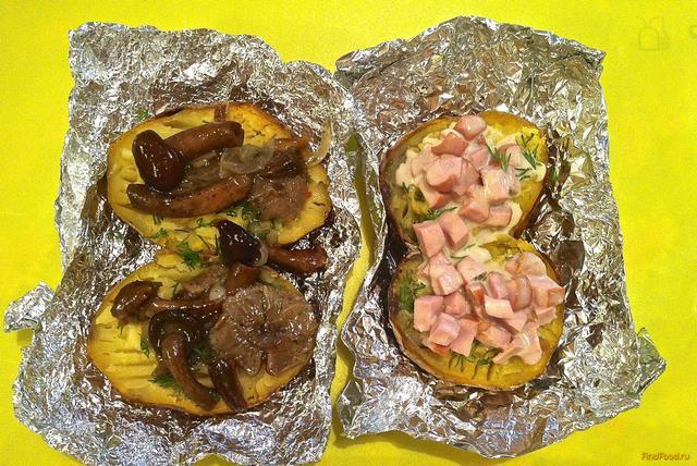 Рецепт Крошка-картошка рецепт с фото