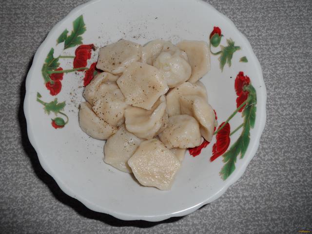 Рецепт Пельмени с картошкой по-кубански рецепт с фото
