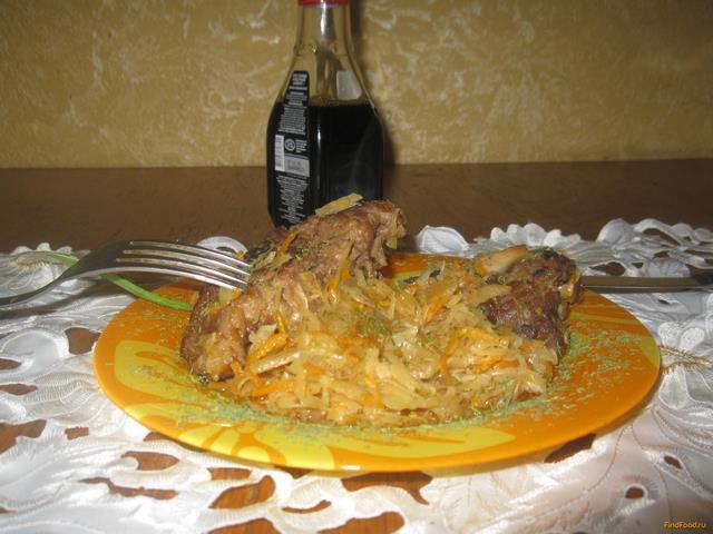 Рецепт Свиные ребрышки с медом рецепт с фото