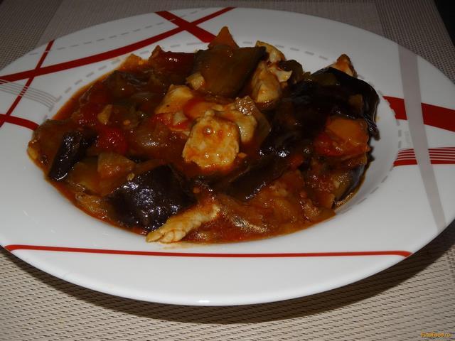 Рецепт Буглама из куриной грудки рецепт с фото
