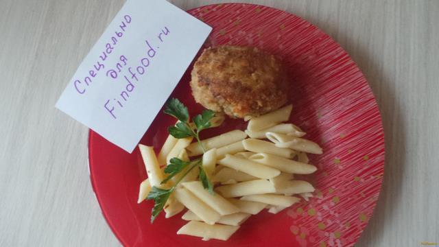 Рецепт Котлеты с маслом и плавленым сыром в духовке рецепт с фото