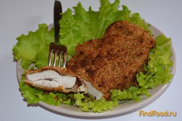Рецепт Куриные грудки в ореховой панировке рецепт с фото