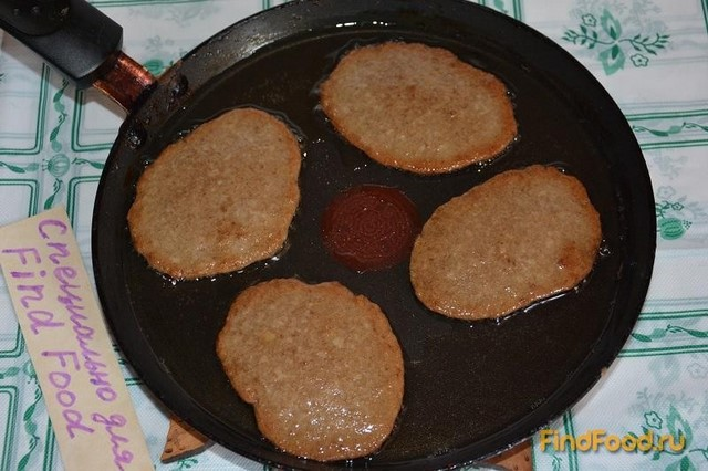 Печеночные оладьи рецепт из куриной печени рецепт пошаговый