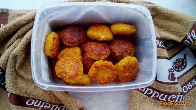 Рецепт Гороховые котлеты с картошкой рецепт с фото