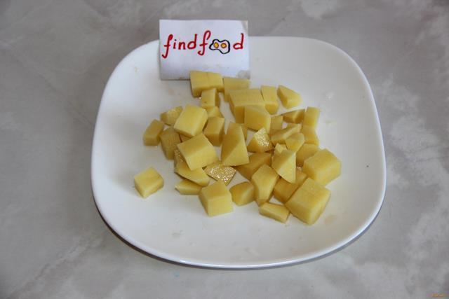 Овощное рагу с сосисками рецепт с фото 8-го шага