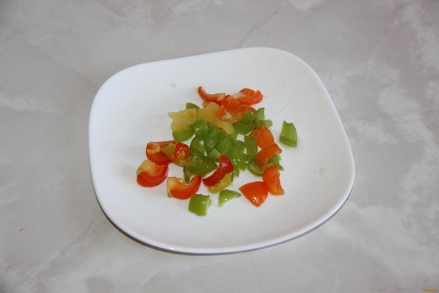 Овощное рагу с сосисками рецепт с фото 9-го шага