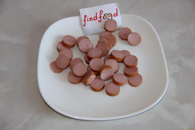 Овощное рагу с сосисками рецепт с фото 10-го шага
