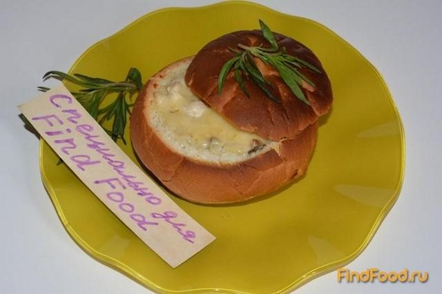 Жюльен в булочках рецепт с фото 17-го шага