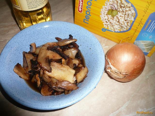 каша перловая в духовке рецепт с луком