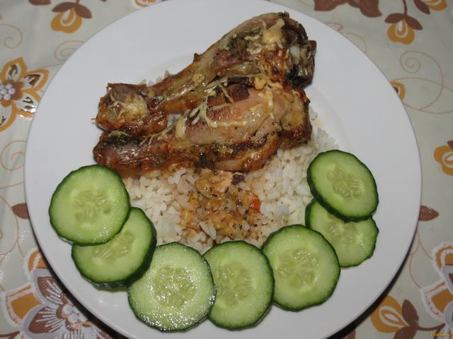 рецепты приготовления куриных голеней с фото