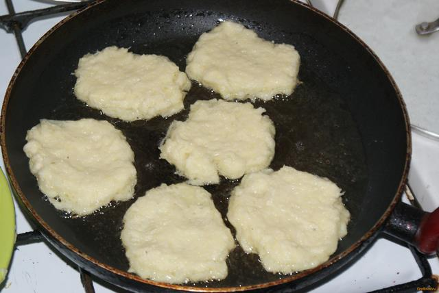 Драники с куриным фаршем пошаговый рецепт с