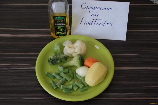 рецепт приготовления детского овощного пюре