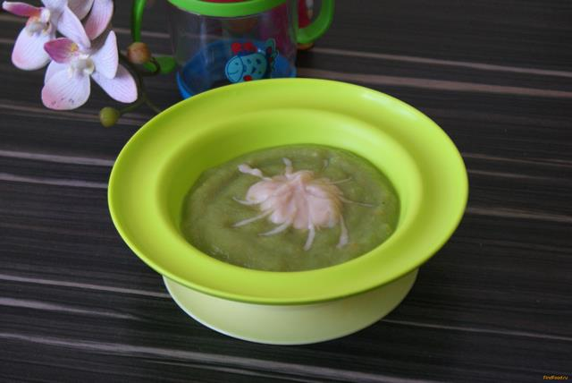 Рецепт детское овощное пюре рецепт с фото