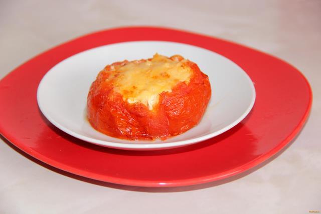 Рецепт Помидоры фаршированные курицей рецепт с фото