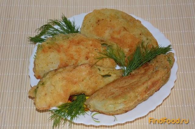 Рецепт Шницель из молодой капусты рецепт с фото