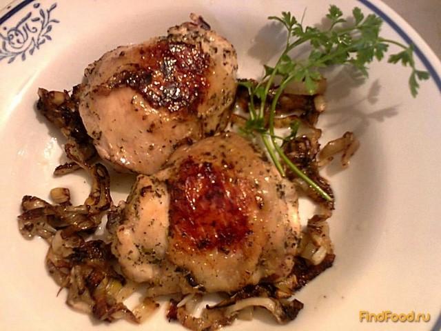 Рецепт Курица в маринаде с прованскими травами рецепт с фото