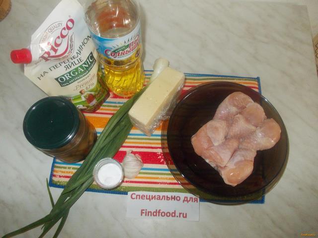 куриные голени в духовке рецепты с аджикой