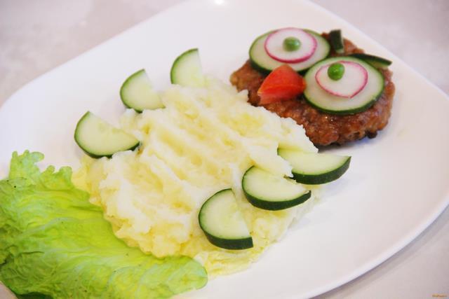 Рецепт Детское блюдо Сова рецепт с фото