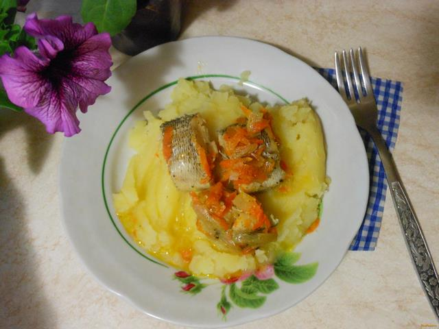 рыба голубой варехоу рецепты #7