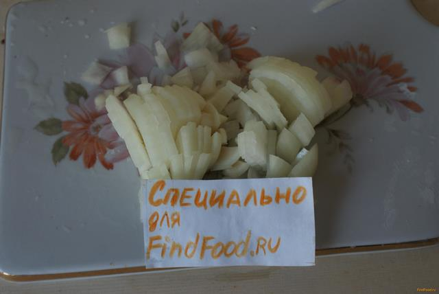 Тушеная куриная грудка с гречкой рецепт с фото 5-го шага