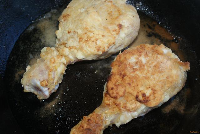 голень в кляре на сковороде рецепт с фото
