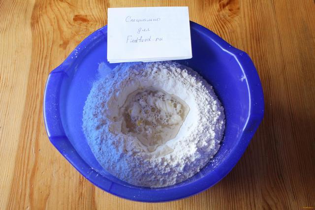 Тесто для пельменей со сливочным маслом рецепт пошагово