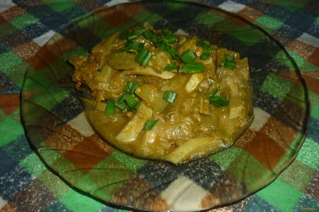 суп с зелеными помидорами рецепт с фото