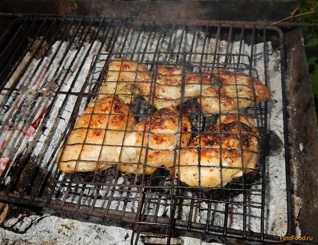 Курица на мангале рецепты с фото