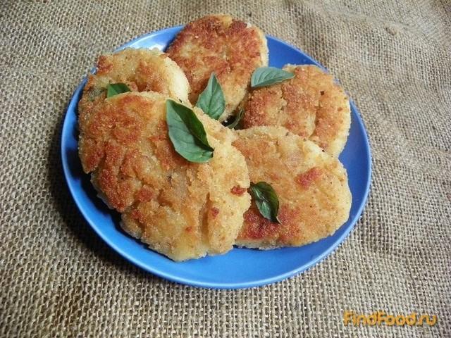 Рецепт Вегетарианские гороховые котлеты рецепт с фото