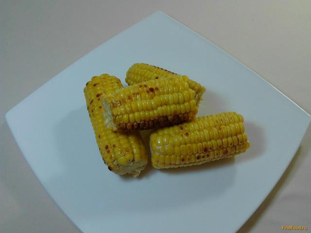 Рецепт Жареная кукуруза рецепт с фото
