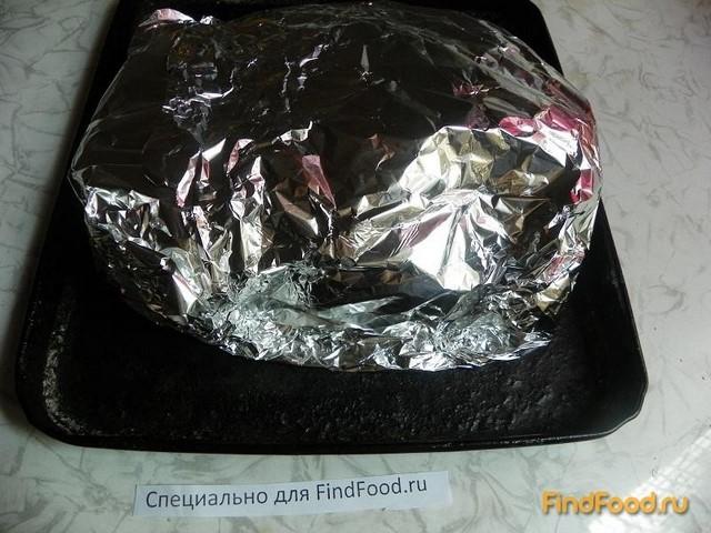 Картофель запеченный с яблоками и пряными травами рецепт с фото 5-го шага