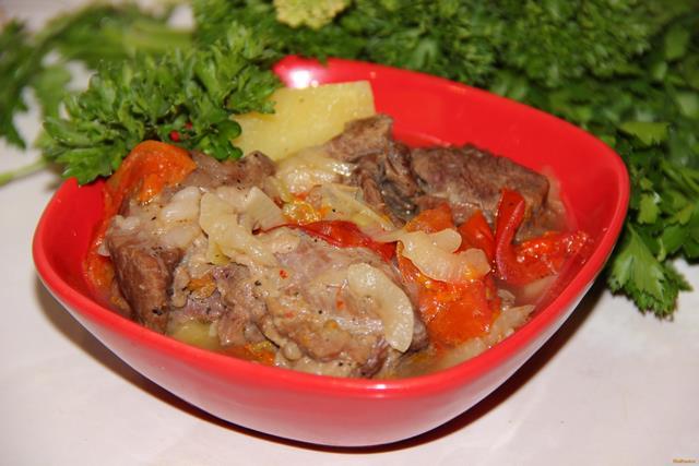 Рецепт Хашлама из баранины рецепт с фото
